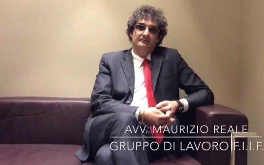 Intervista all'avv. Maurizio Reale